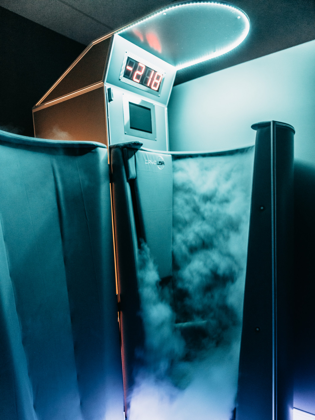 WHAT IS CRYOTHERAPY?
